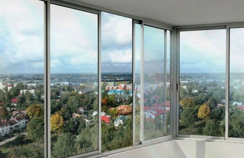 Остекление балконов и лоджий в саратове, цены.